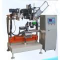 Forage automatique à grande vitesse de la brosse de toilette de 4 axes de commande numérique par ordinateur et machine de tufting / brosse de toilette faisant la machine