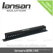 LANSAN 1U Kunststoff Kabelmanagement