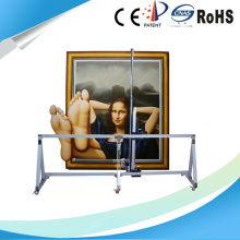 Multi-color 3D Bedroom Wall Printing Machine