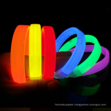 Rubber Glow Wristbands