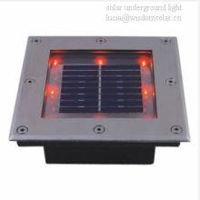 утвержденные CE ROHS солнечной энергии подземные огни сад (JR-3213)