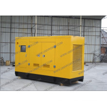 60kVA Cummins Soundproof Diesel Generator Set (UC45E)