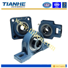 high temperature pillow block bearing p205 p206 p207 p211 p212