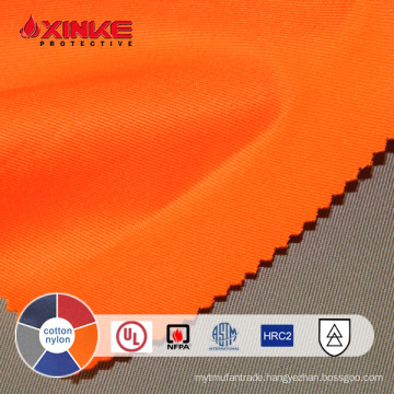 180gsm ~ 360gsm twill / plain / Sateen Anti-UV / FR / waterproof cotton nylon fabric