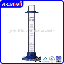 JOAN Lab Glass Measuring cylinder With Plastic Hexagonal Base Supplier