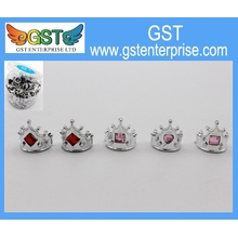 Crown Charmed PP Rings