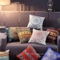 New Fashion Home Decor Embroidery Sofa Cushion Pillow