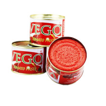Raw Material Canned Tomato Paste in Bulk