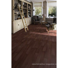 dark brown laminate flooring hand scraped surface