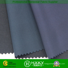Black Silk Composite Poly Pongee Fabric for Jacket