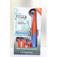 Cleaning Brush Sonic Scrubber Set (ZT10019)