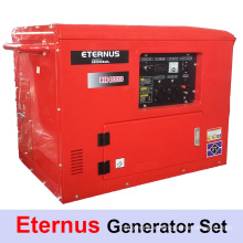 Home Use Small Scale Gasoline Generator (BH8000)