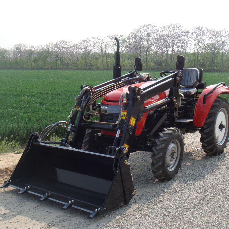 Solid Loader Tractor