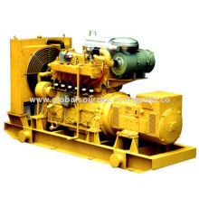 800kw/1000kva Green Power Natural Gas Generator, Suitable for Low-pressure Gas