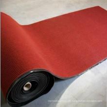 Wasser-Beweis Anti-Rutsch-Tür Matte mit PVC-Unterlage