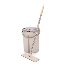 Magic Self-Wash E Squeeze Flat Mop With Bucket