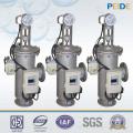 20-900t / H Automatische Bildschirm Wasserfilter Maschine