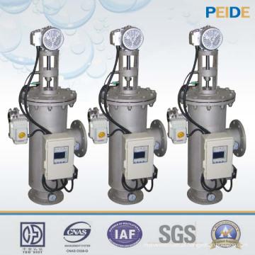 Máquina automática do filtro de água da tela 20-900t / H
