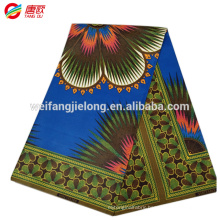 africa wax hollandais polyester fabric for nigeria dress
