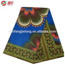africa wax hollandais polyester fabric for nigeria dress