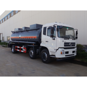 15000 liters muriatic acid tank truck
