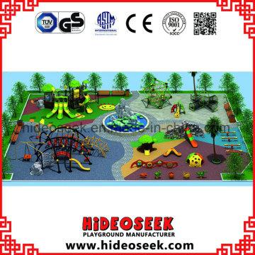 Solución para parque de atracciones al aire libre