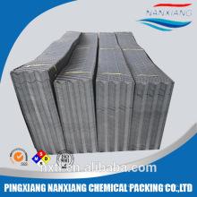 ПВХ заполнить для градирни квадратные филенки в пластиковый лист(1000*500мм)