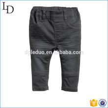 Lavado quente vender crianças denim calças meninos / criança jeans 2017