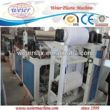 machine professionnelle de cerclage de bord de PVC certifié par professionnel ce