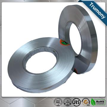Resistencia al calor Cinta de papel de aluminio adhesiva impermeable