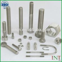 hohe Standardqualität Hardware Verbindungselementen aus Kohlenstoffstahl Metallschrauben Schrauben Muttern