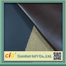 Good Quality Wet PU Leather De90 for Sofa/Car Seat
