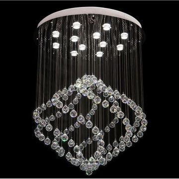 crystal restaurant lights chandelier commercial lighting
