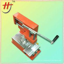 SYC-120 Máquina de impressão manual de tampo de cartão de memória com copo de tinta selado