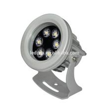 Lâmpada de inundação de 6W RGB LED