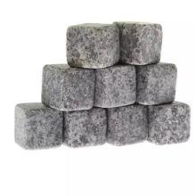 Conjunto de pedras de uísque de 9 peças