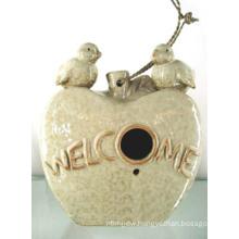 New Style Decorative Ceramic Bird House