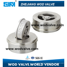 H71W Stainless Steel Wafer Check Valve (Disc type check valve)