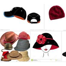 China Großhandelsgewohnheit Guangzhou-Baseball-Schwimmen-Kappen-Hut und muslimische Gebet-Dusche-einfache Denim-Militärsport-Sport-Omani Hüfte-Kappe