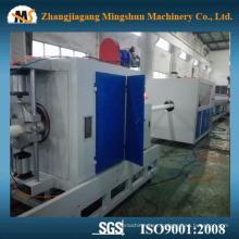 PVC tubo de drenaje de agua máquina / extrusora con ISO9001 y SGS