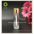 10ml 12ml luxury transparent colored empty perfume cosmetic packing glass concealer bottle