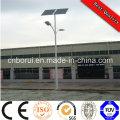 Luz de calle solar de 100W LED con el panel del módulo de PV de 2PCS * 150wp Mono