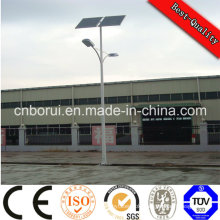 2016 Newest 6m Pole 30W LED Solar Powered Street Light Ce Certified Solar Street Light