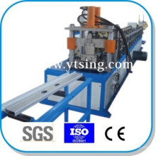 Passed CE and ISO YTSING-YD-6793 Automatic Control Galvanized Steel Stud Roll Forming Machine