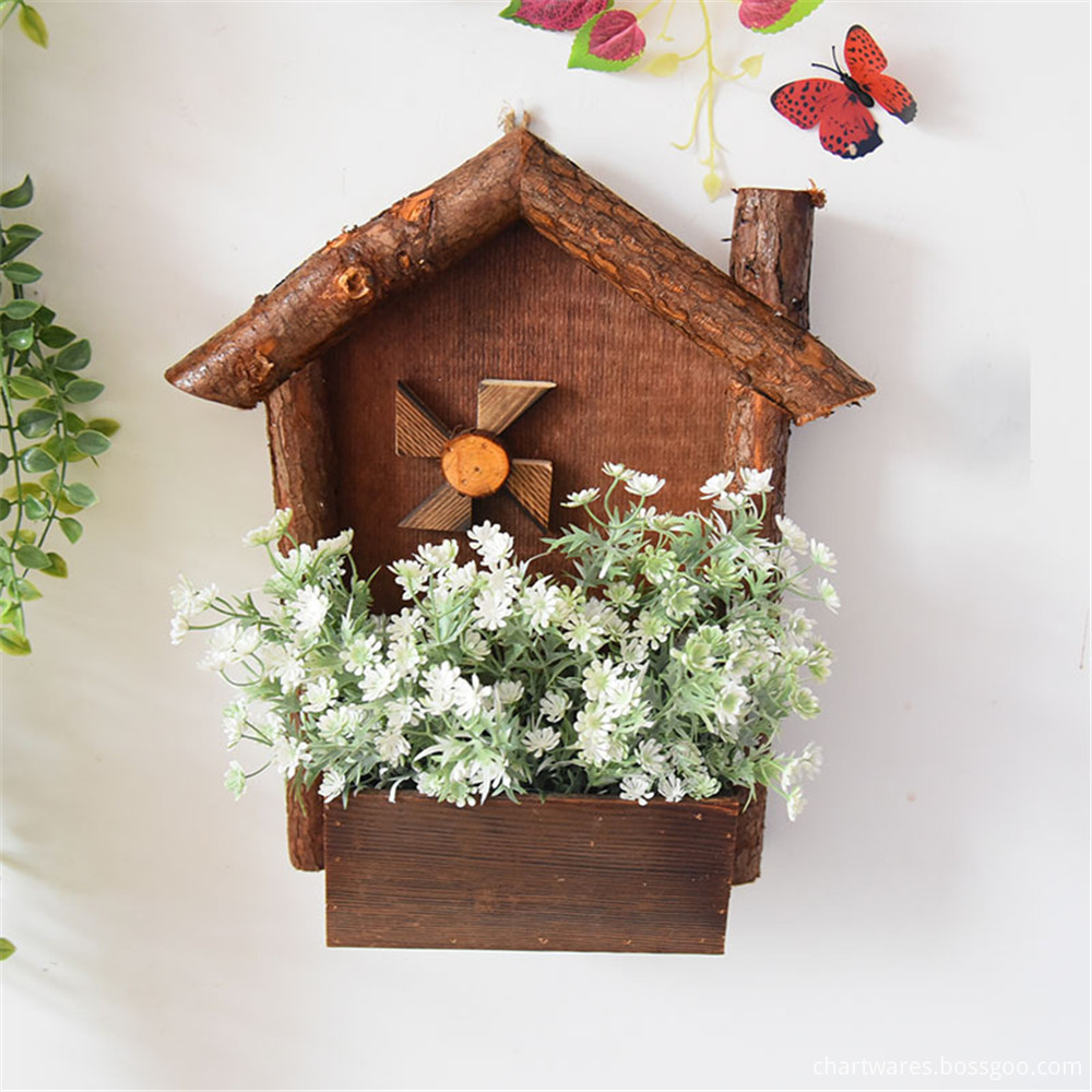 original rustic wooden decoration