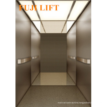 Passanger Usage and AC Drive Type Elevator with Handrails
