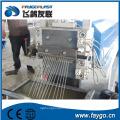 PP/PE pelletizing machine by fan to betty