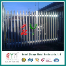 European Aluminium Palisade Fencing