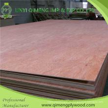 Bbcc Popar класс или деревянный сердечник 1220X2440X4.5мм Бинтангор фанеры