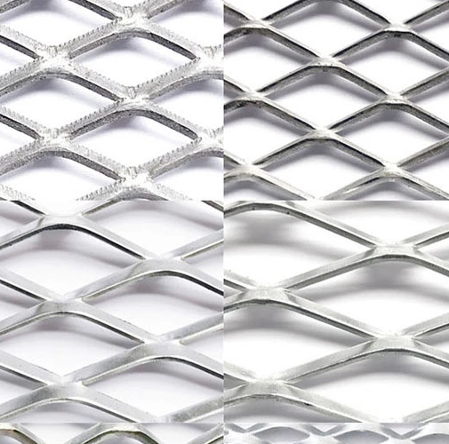 Aluminum metal roll mesh fabric security screen 7
